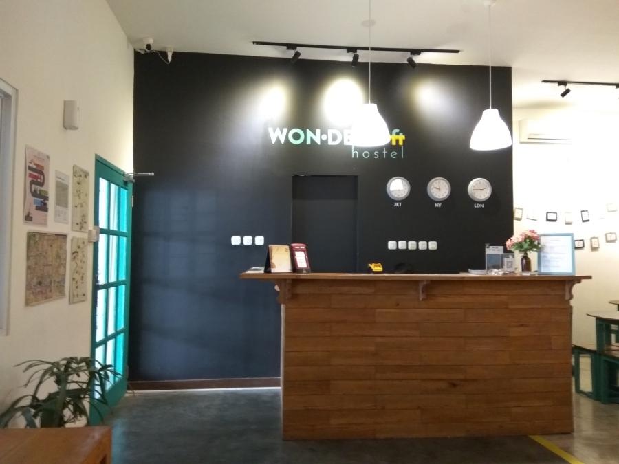 Wonderloft Hostel