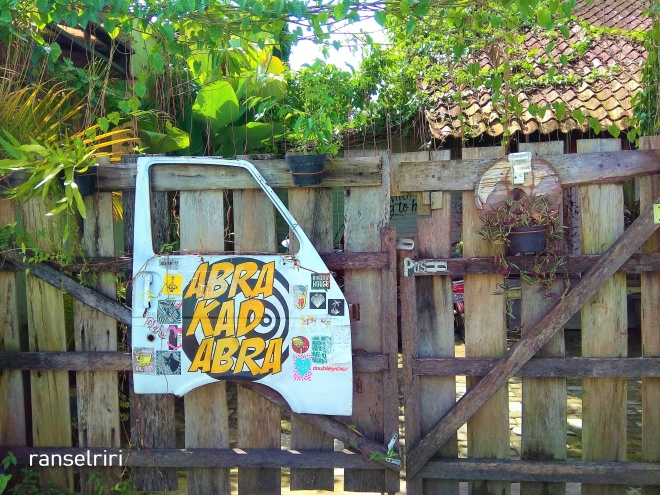 Review Abrakadabra Art BnB Yogyakarta - ranselriri