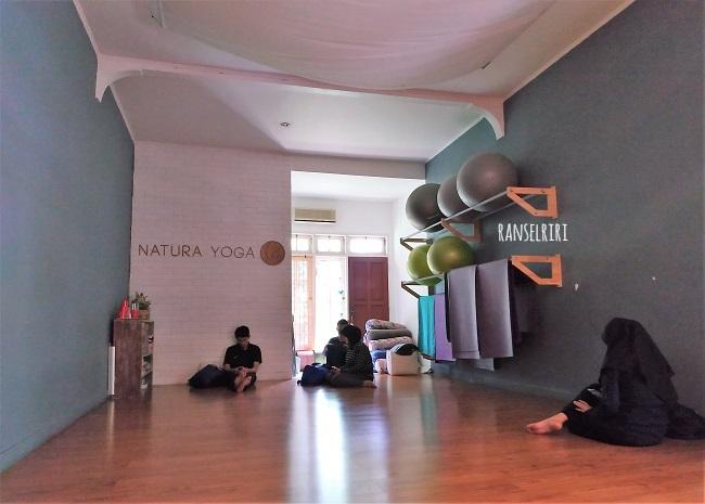Natura Yoga - ranselriri