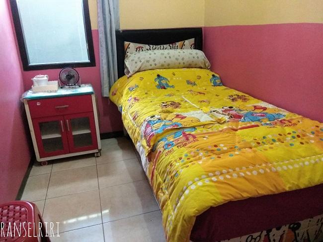 Ruang Perawatan Klinik Bidan Sri Dody Bogor - ranselriri